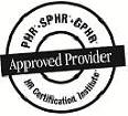 Click to verify course approval on the HRCI website
